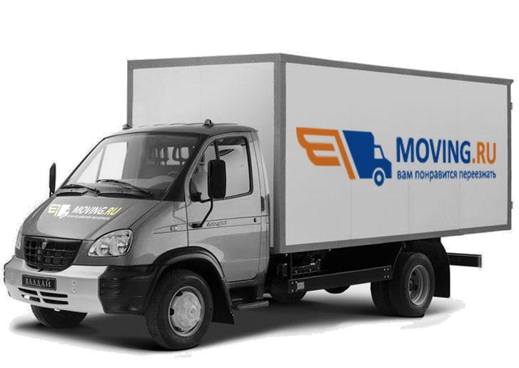 Грузоперевозки от компании «Moving.ru»